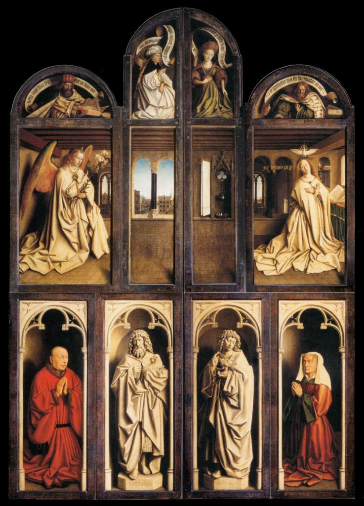 Ghent_Altarpiece_closed