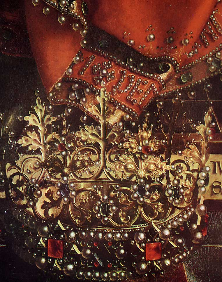 ghent crown detail