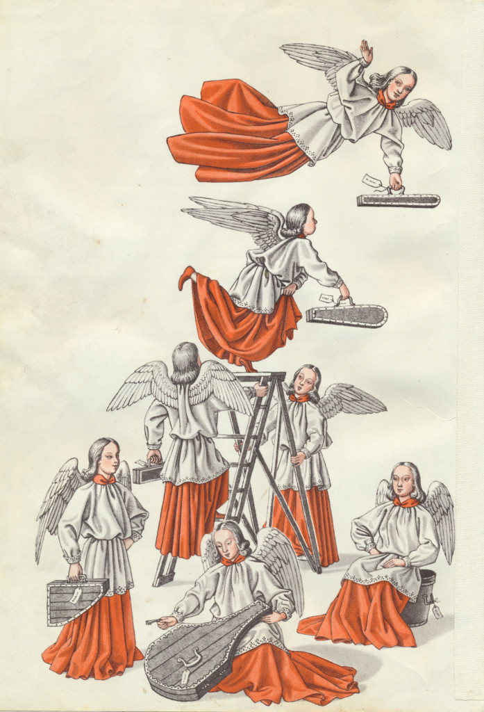 Angels packing up
