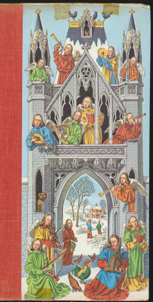 On Christmas Day in the Morning! Cover illustration by Antony Groves-Raines Carols collected by John Langstaff