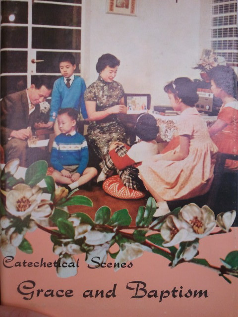 Catechetical Scenes dust jacket
