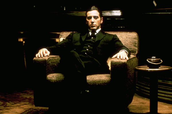 Godfather Michael Corleone